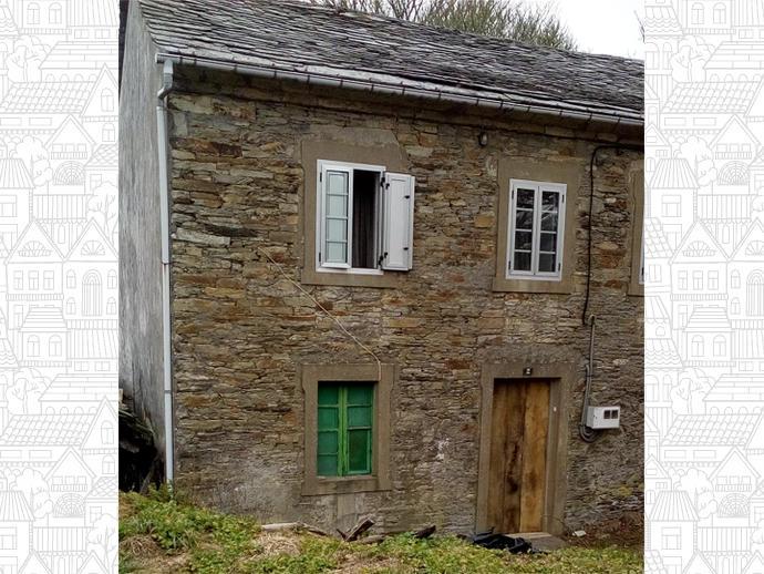 Foto 1 de Casa adosada en  Vía Casasnovas, O Burgo, 2 / Muras