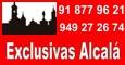 EXCLUSIVAS ALCALA