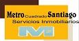 METRO CUADRADOSANTIAGO SERVICIOS INMOBILIARIOS