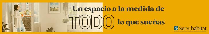 Oferta inmobiliaria de SERVIHABITAT SERVICIOS INMOBILIARIOS en fotocasa.es