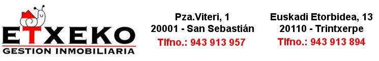 Oferta inmobiliaria de ETXEKO INMOBILIARIA en fotocasa.es