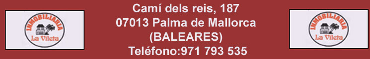 Oferta inmobiliaria de INMOBILIARIA LA VILETA en fotocasa.es