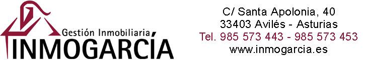 Oferta inmobiliaria de INMOGARCIA en fotocasa.es