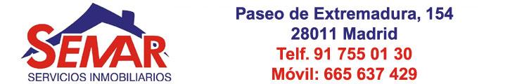 Oferta inmobiliaria de Inmobiliaria Semar en fotocasa.es