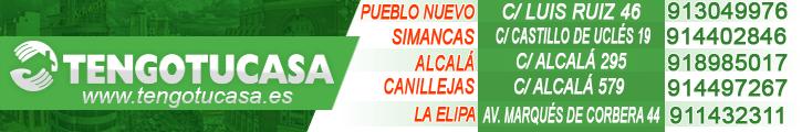 Oferta inmobiliaria de TENGOTUCASA en fotocasa.es