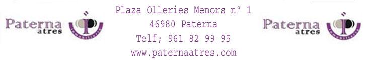Oferta inmobiliaria de PATERNA A3  en fotocasa.es