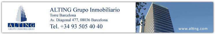 Oferta inmobiliaria de ALTING GRUPO INMOBILIARIO en fotocasa.es