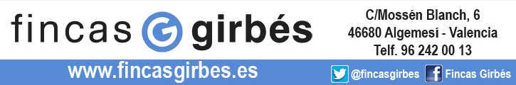 Oferta inmobiliaria de FINCAS GIRBES  en fotocasa.es