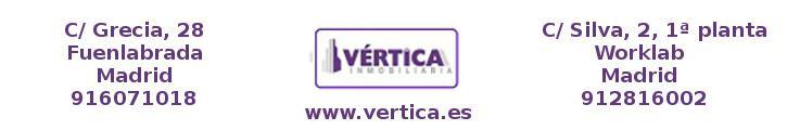Oferta inmobiliaria de VERTICA INMOBILIARIA en fotocasa.es