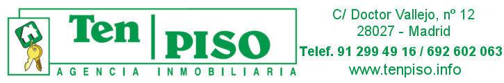 Oferta inmobiliaria de TEN PISO en fotocasa.es