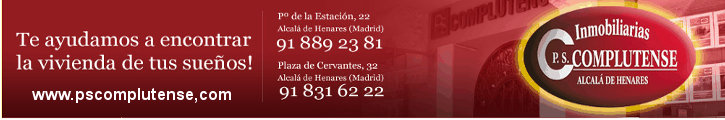 Oferta inmobiliaria de PS COMPLUTENSE en fotocasa.es