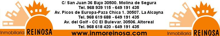 Oferta inmobiliaria de INMOBILIARIA REINOSA en fotocasa.es