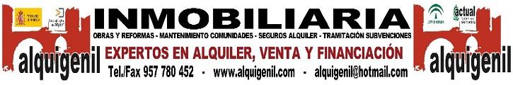 Oferta inmobiliaria de ALQUIGENIL en fotocasa.es