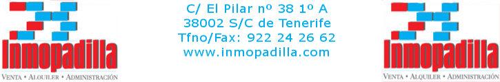 Oferta inmobiliaria de INMOPADILLA en fotocasa.es