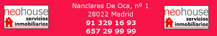 Oferta inmobiliaria de NEOHOUSE en fotocasa.es