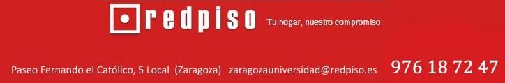 Oferta inmobiliaria de REDPISO ZARAGOZA en fotocasa.es