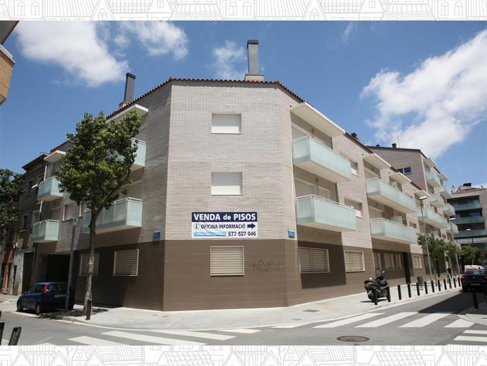 Promoci n de obra nueva en calle rubi i ors 1 de centre for Pisos obra nueva cornella