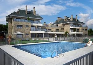 Promociones inmobiliarias de pryconsa en espa a pisos y - Pisos en boadilla del monte obra nueva ...