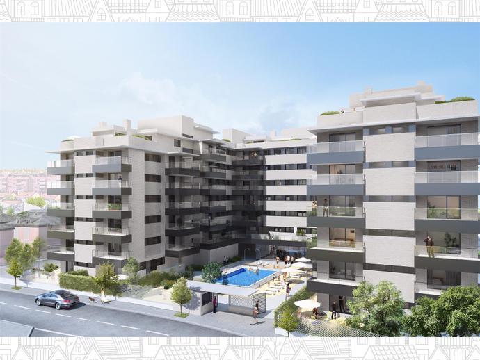 Piso en rivas vaciamadrid en calle jose isbert 10 139504840 fotocasa - Obra nueva rivas ...