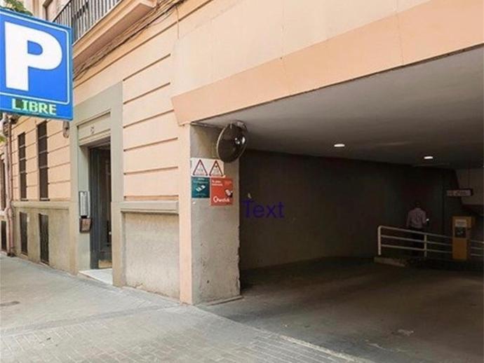 Foto 1 de Garatge a Ríos Rosas - Nuevos Ministerios