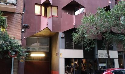 Plazas de garaje de alquiler en Zaragoza, Zona de