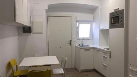 Foto 5 de Estudio de alquiler en Calzada de Egia Egia, Gipuzkoa