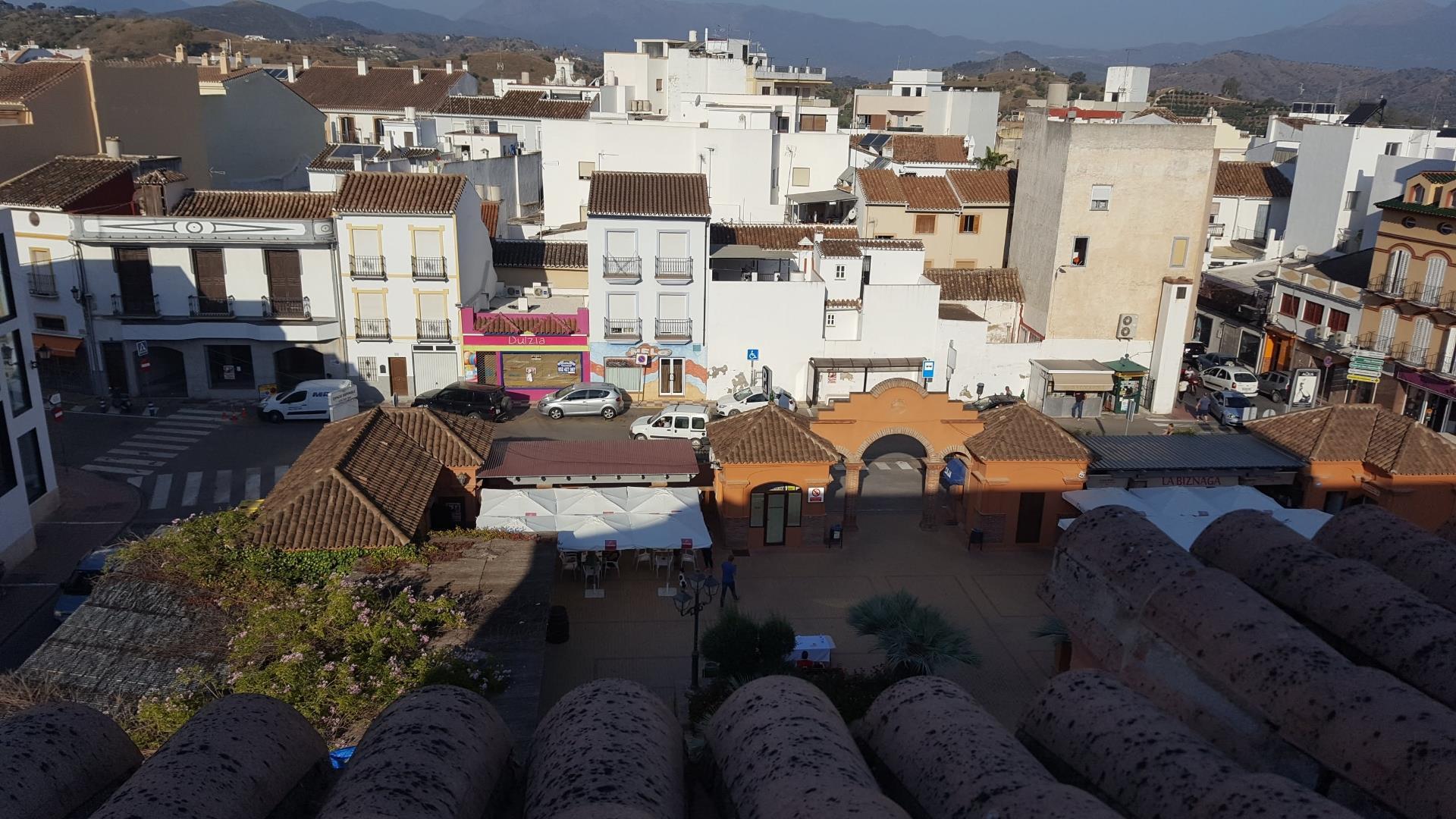 Ático de alquiler en Plaza de la Villa Coín (Coín, Málaga)