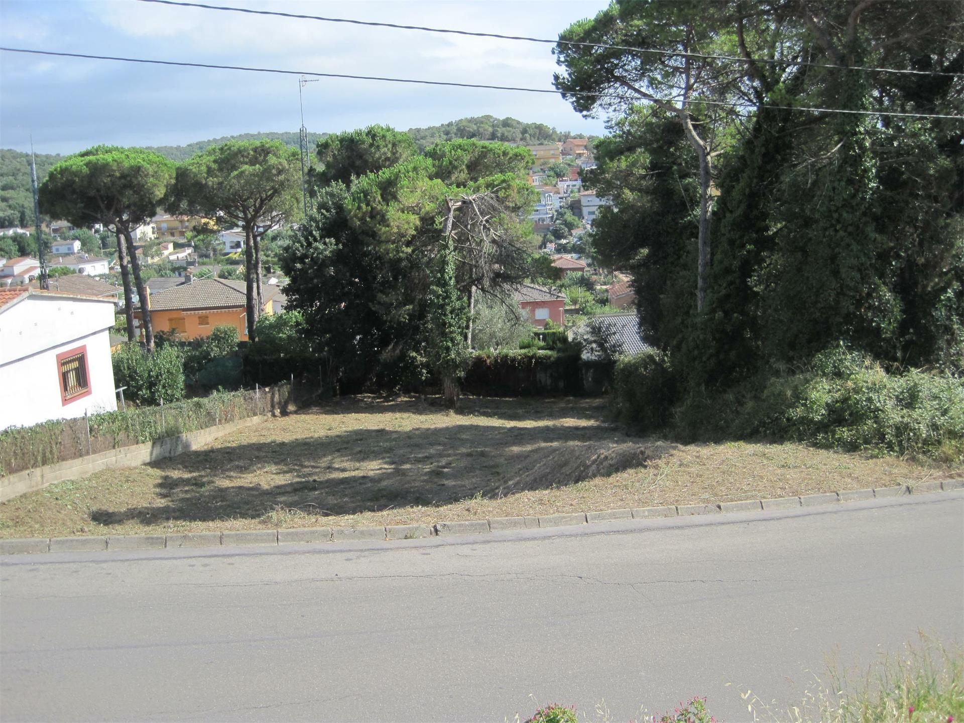 Terreno Residencial en venta en Maçanet de la Selva