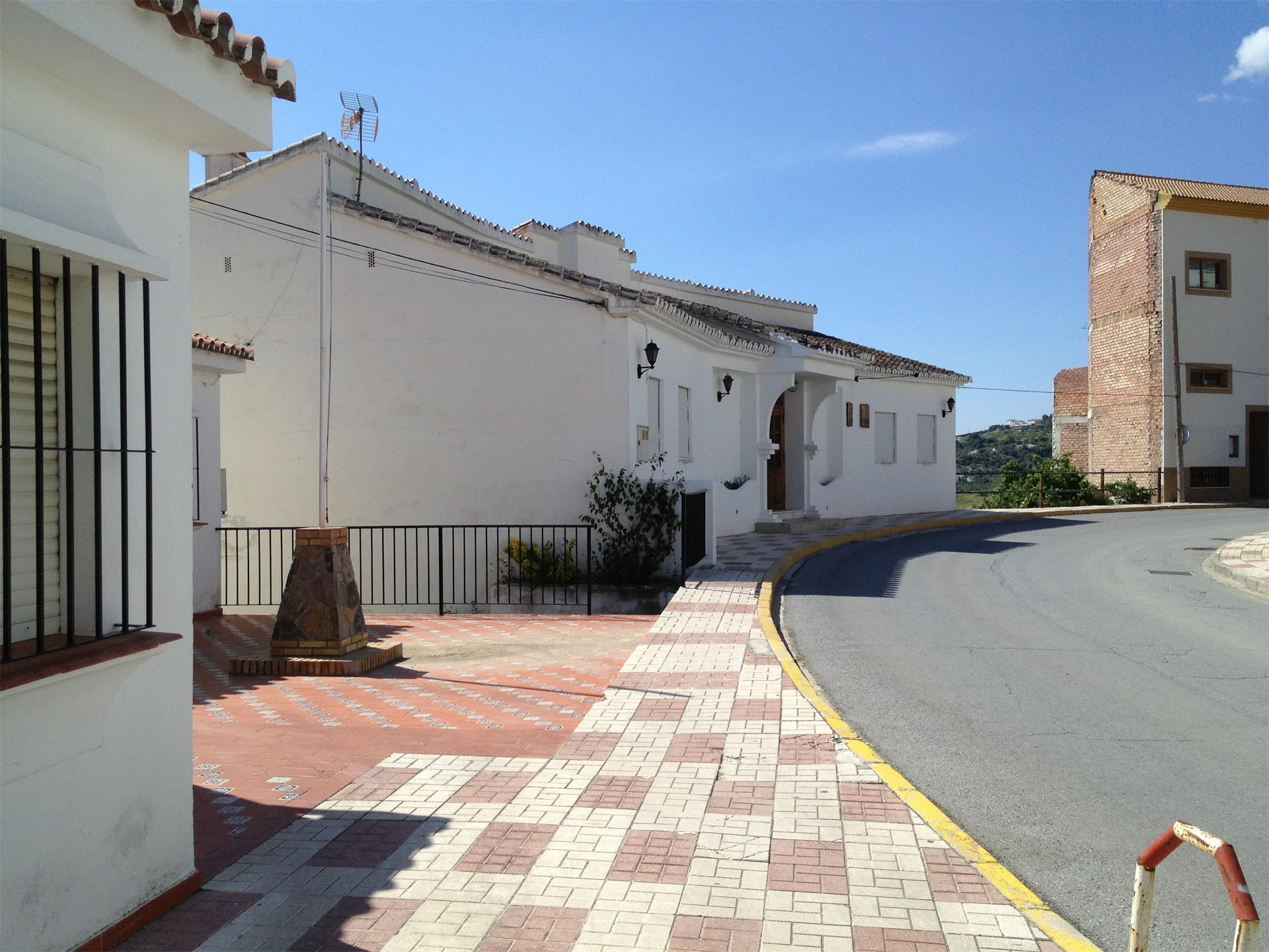 Casa o chalet de alquiler en Avenida Federico Muñoz, 14 Casarabonela (Casarabonela, Málaga)
