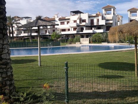 Apartamentos de alquiler con opción a compra en Playa El Playazo -Vera Playa , Almería