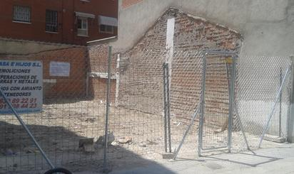 Terreno en venta en  Madrid Capital