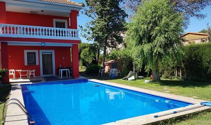 Casa o chalet de alquiler vacacional en Calle Río Ebro, 12, Pinseque