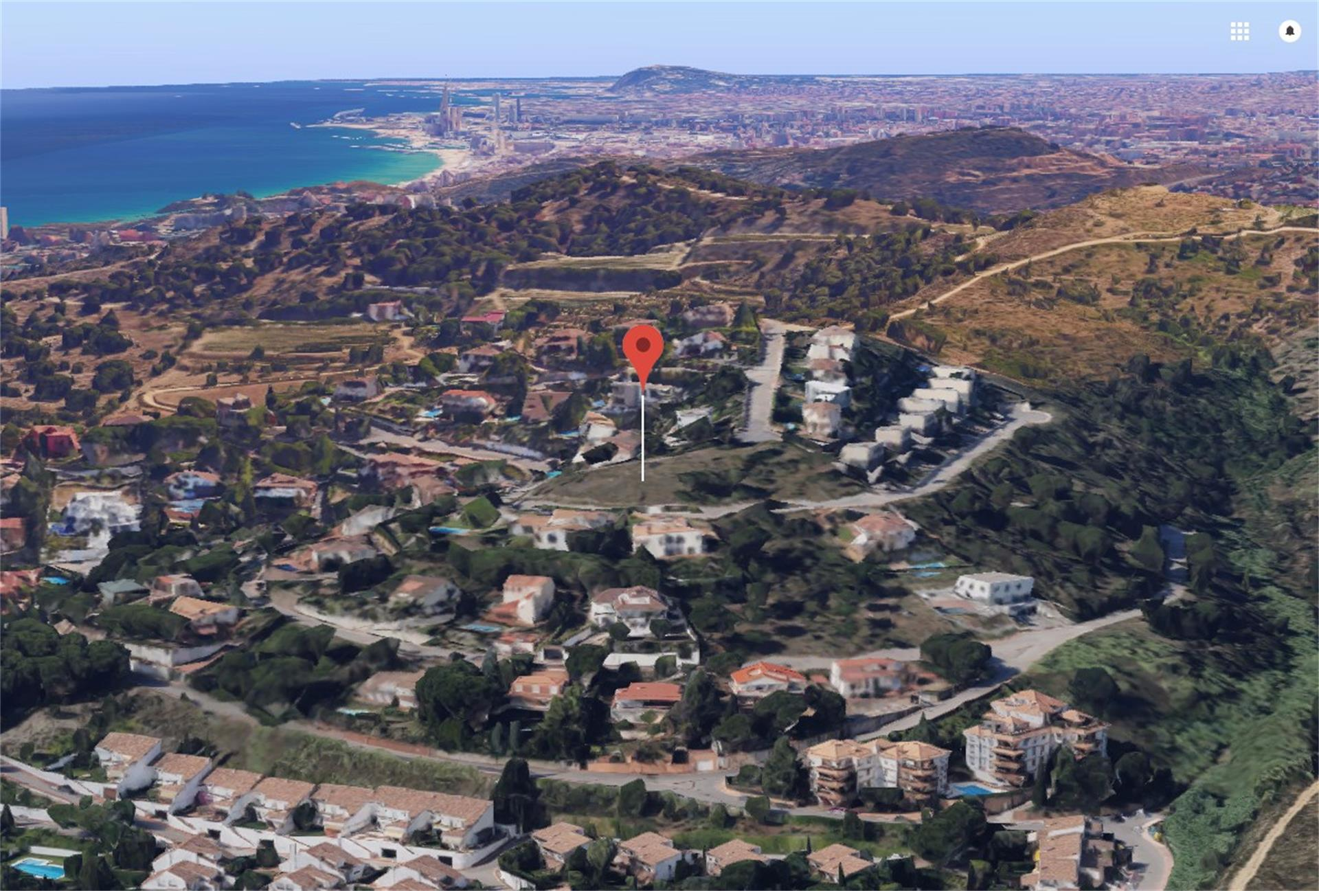 Constructible land for sale in Alella