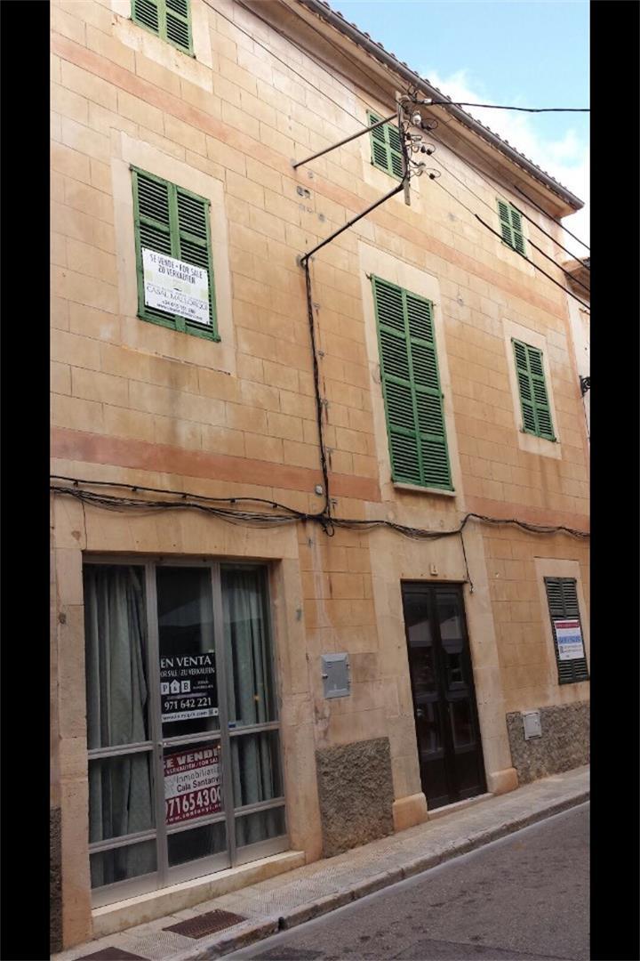 Casa adosada  Carrer obispo. Santanyí / carrer obispo