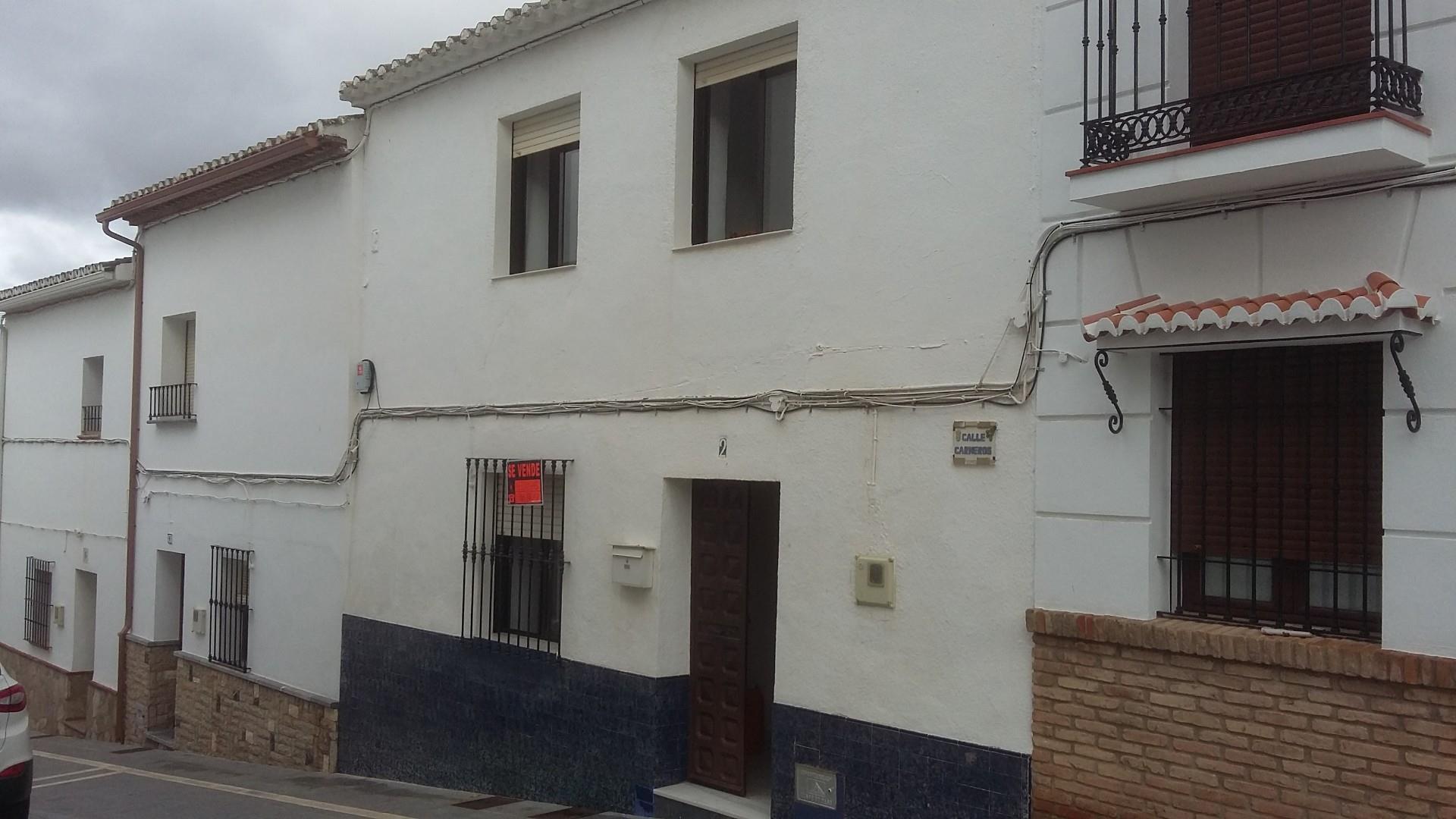 Casa adosada en Calle Calle Carnero, 2, Villanueva del Rosario (Villanueva del Rosario, Málaga)