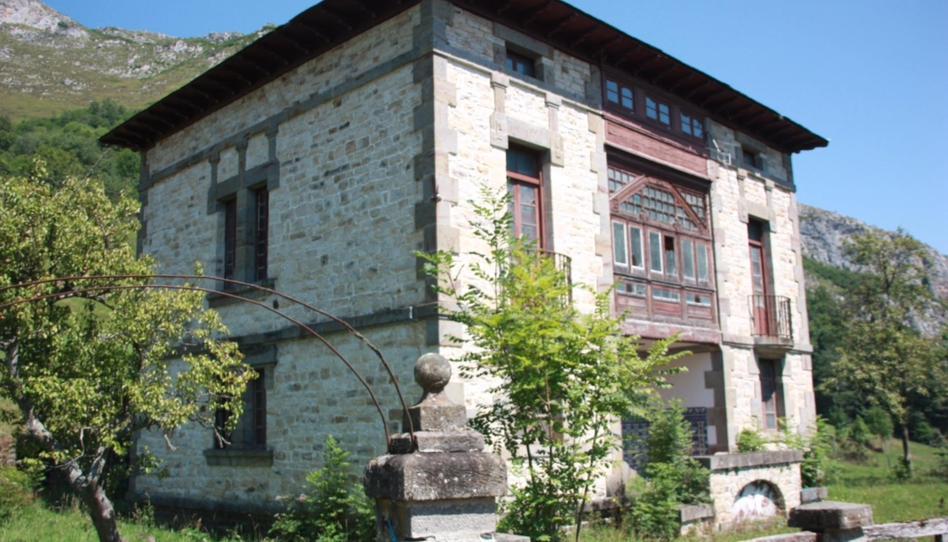 Foto 1 de Finca rústica en venta en Amieva, Asturias