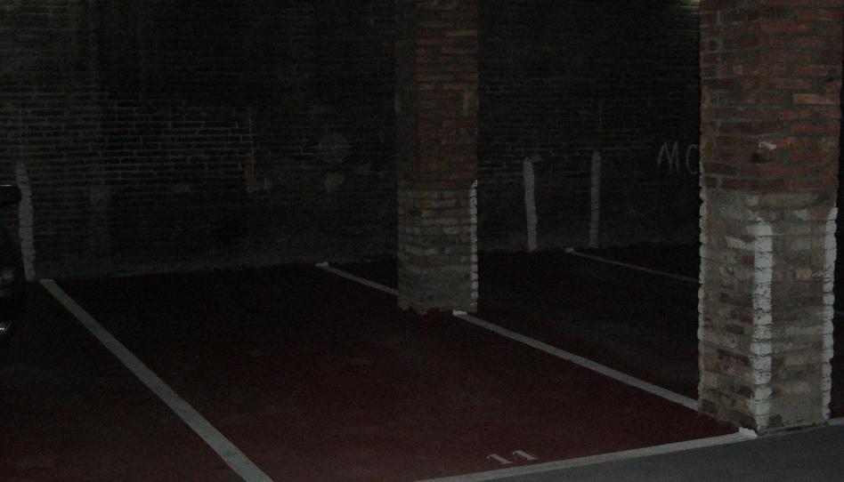 Foto 1 de Garaje de alquiler en Carrer de Sant Joaquim, 44 Centre, Barcelona