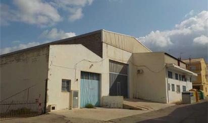 Nave industrial de alquiler en Alfarp