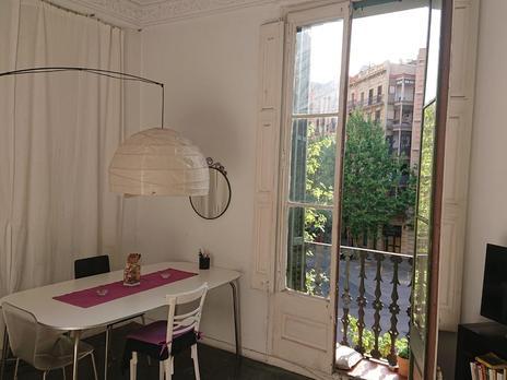 Viviendas para compartir en Barcelona Capital