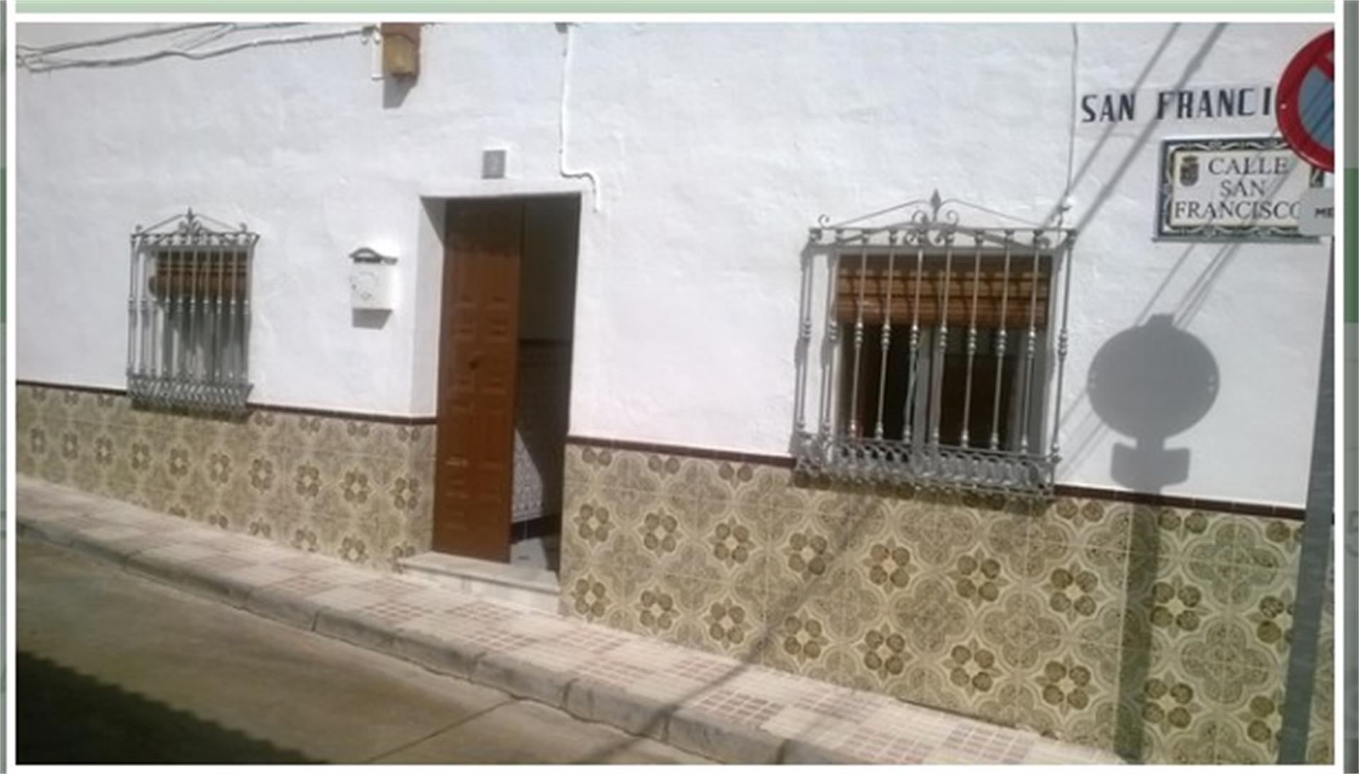 Piso de alquiler en Calle San Francisco, 2 Almargen (Antequera, Málaga)