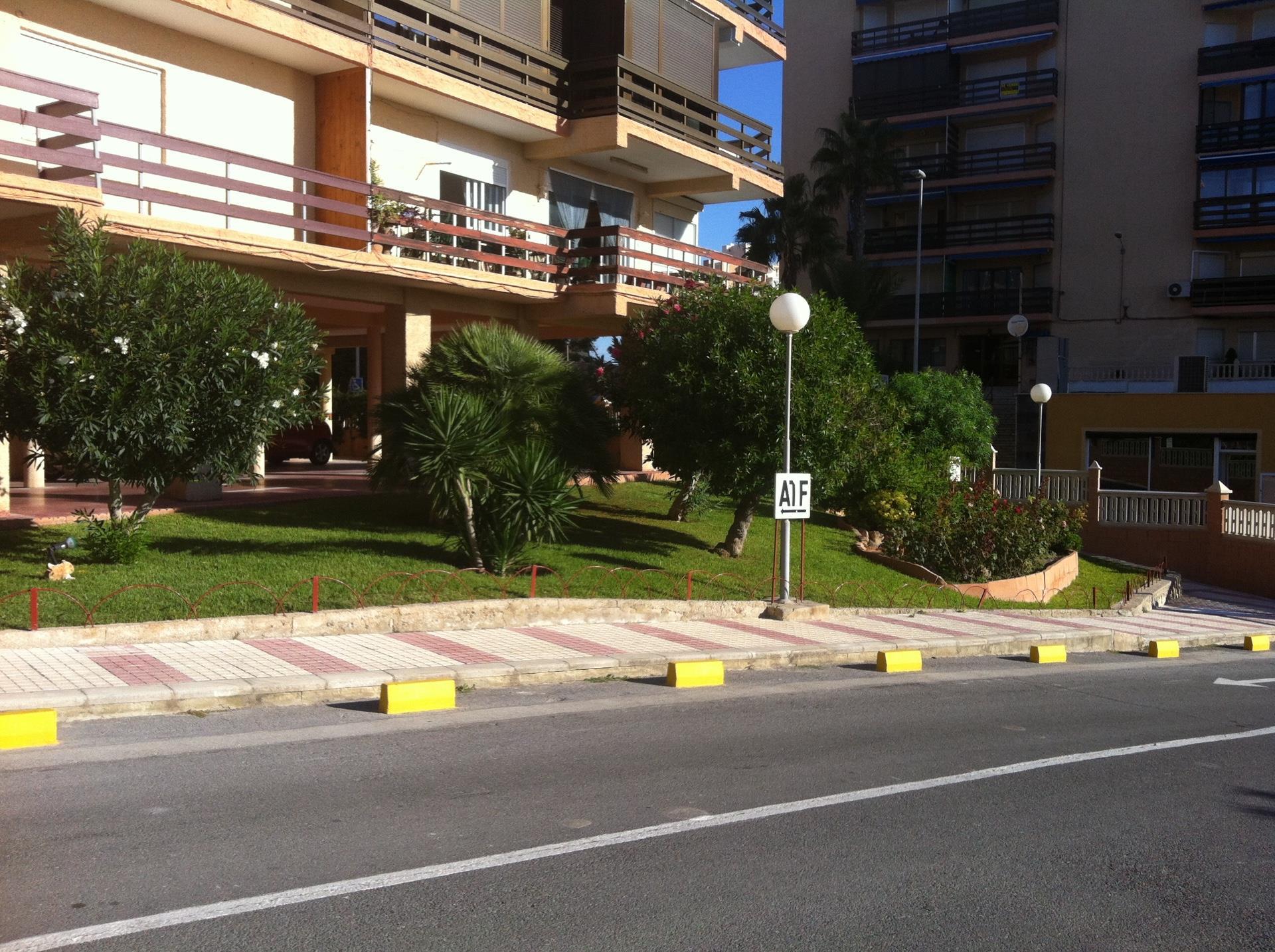 Alquiler Estudio  Urbanización las lanzas. Playa muchavista