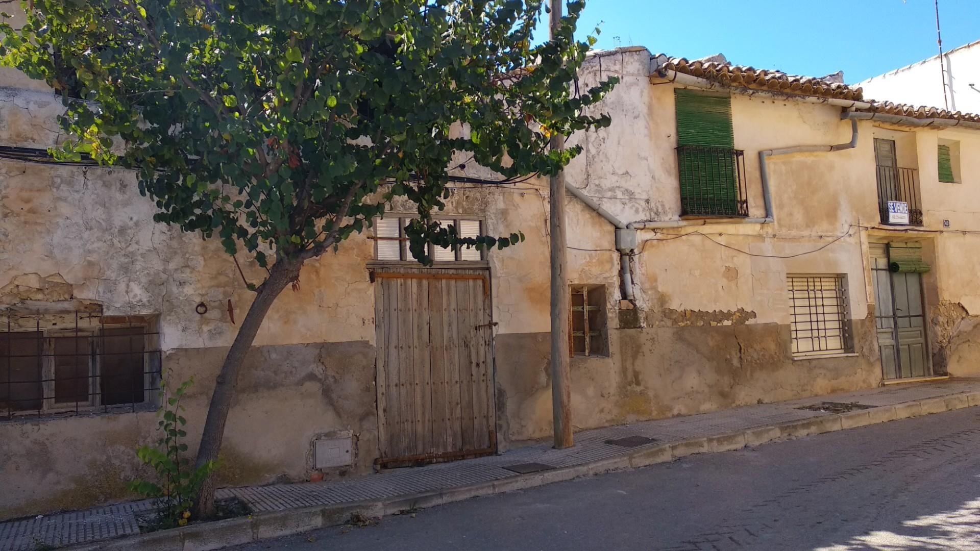 Casa adossada  Calle mayor. El pinós / pinoso / calle mayor