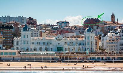 Áticos en venta en España