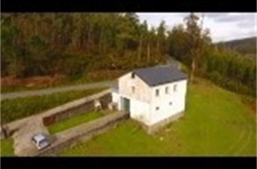 Casa adosada en venta en Negreira