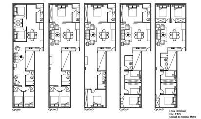 Lofts en venta en L'Hospitalet de Llobregat