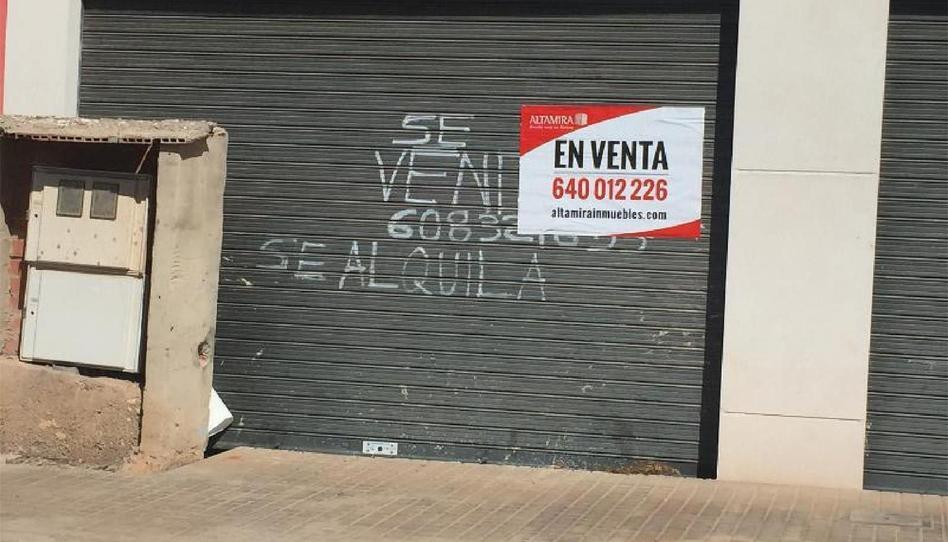 Foto 1 de Local de alquiler en Moncófar Pueblo, Castellón
