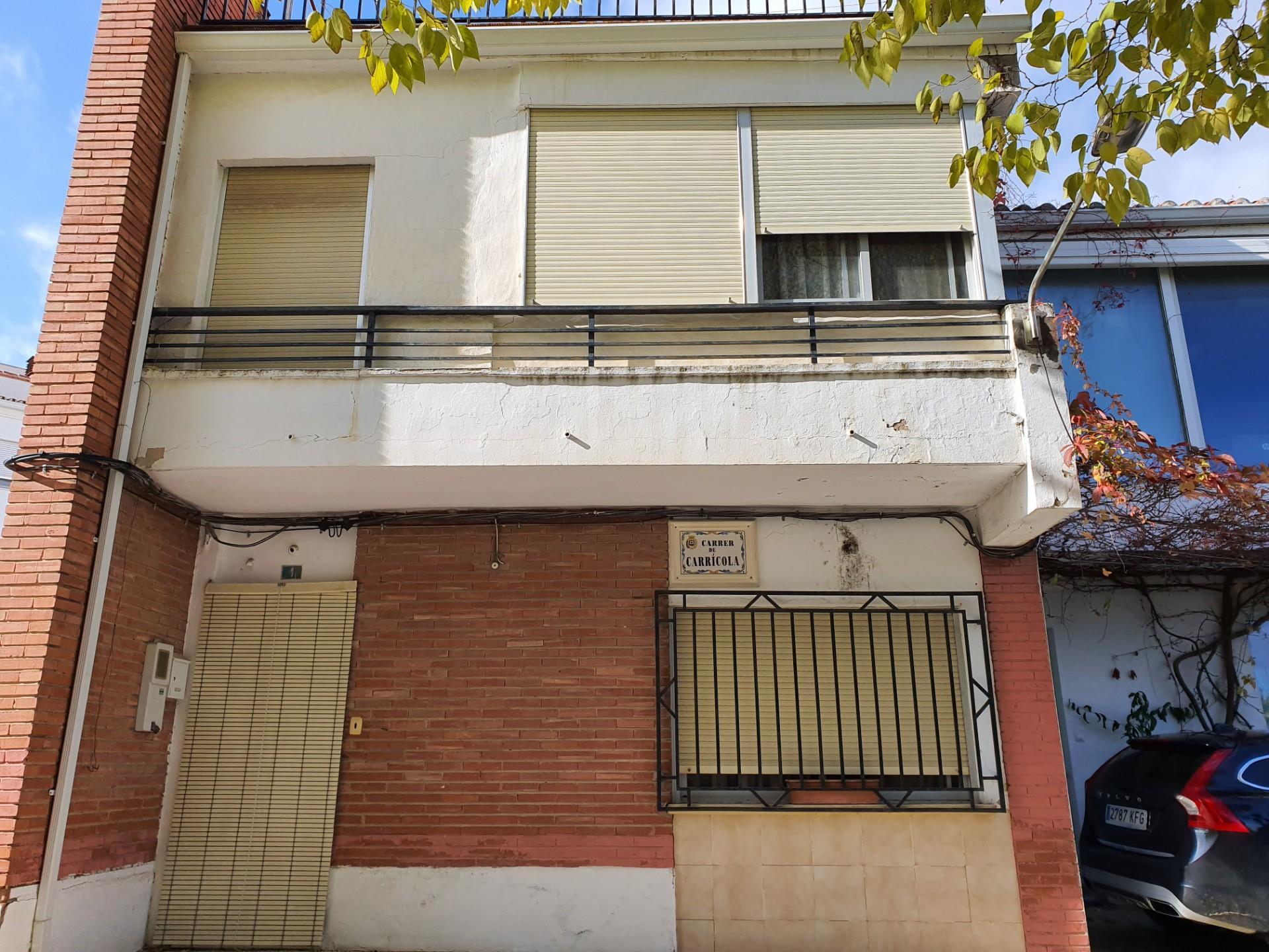 Casa adosada  Calle carrícola. Albaida / calle carrícola