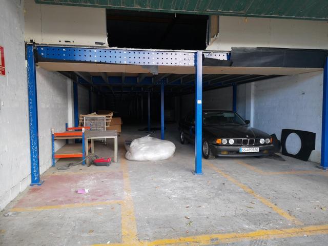 Garaje en Alquiler en Polígono Eziago, 1 de Hernan