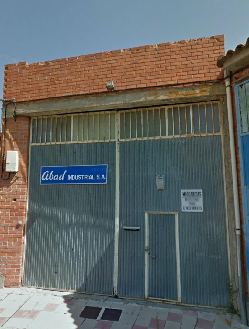Nave industrial de alquiler en Santovenia de Pisuerga (Santovenia de Pisuerga, Valladolid)