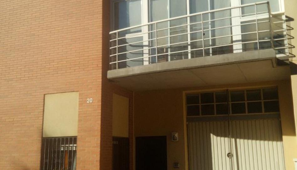 Foto 1 de Casa adosada en venta en Calle Yeserías, 20 Ejea de los Caballeros, Zaragoza